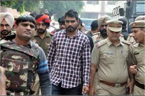 gangster lawrence bishnoi sampat nehra charged in murder attempt case