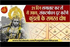 kaal sarp jyotish upay of lord hanuman ji