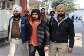 8 criminals including gangster lawrence bishnoi sampat nehra