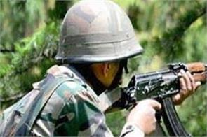 pak violates ceasefire near loc