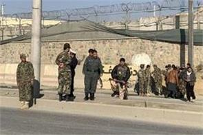 serial blasts in kabul leave 4 soldiers injured