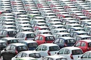 passenger vehicle sales rise marginally in october