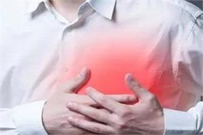 risk of heart diseases is associated with air pollution