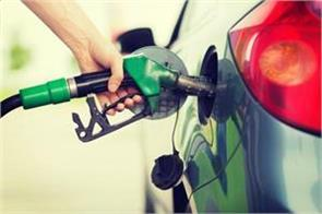 petrol price crossed rs 74