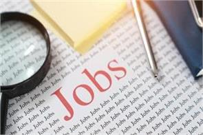 sluggish job crisis deepens 35 lakh unemployed in only one sector
