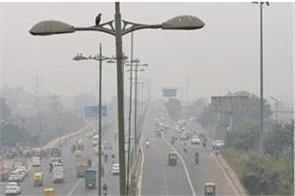 after one day relief the wind of delhi became very bad again