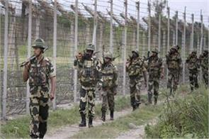 pak firing shells in poonch district army giving a befitting reply