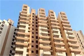 delhi ncr builders will take 44 months to clear stock of built flats report