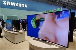 samsung to restart tv making business in india after import duty exemption