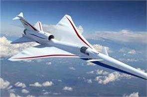 nasa s new plane will fly london to new york in just 4 hours