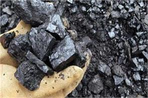 government gave coal india a target of producing 2 million cubic meters