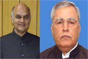 kk sharma farooq khan advisor governor murmu home ministry approval