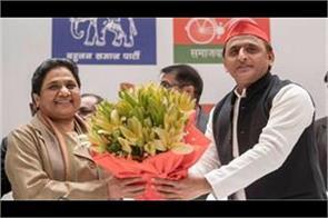 akhilesh yadav congratulated mayawati on her birthday