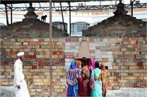 security arrangements tightened in ayodhya
