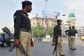 police man killed in pakistan by unknown gunmen