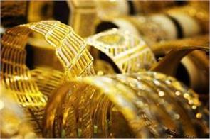 gold slips due to weak subscription