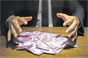 modi government gave 21 corrupt tax officers forced to retire