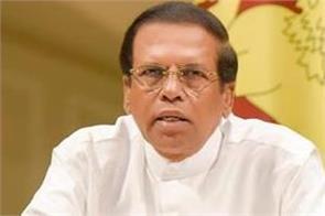 sri lanka s outgoing president pardons swedish teen s killer