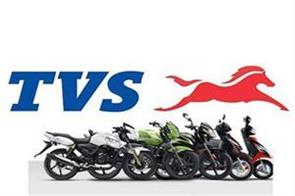 tvs motor sales fell 19 in october