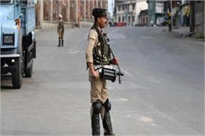 terrorists threatened posters valley shopkeepers establishments closed