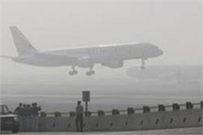 flight suspended srinagar airport heavy snow flight service disrupted 24 hours