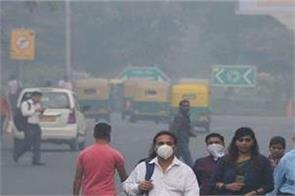 expect relief from pollution in delhi from friday