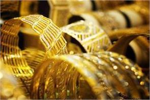 gold lost rs 110 silver fell by rs 50