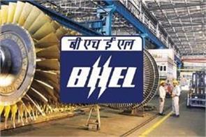 bhel s second quarter net profit up 42 to rs 121 crore