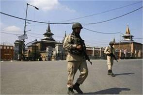 17th friday in jammu and kashmir namaz not offered in jamia masjid