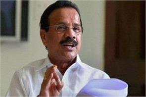 existence crisis in front of congress jd s  sadanand gowda