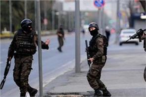 17 foreigners arrested on suspicion of having links with is in turkey