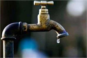 there will be a shortage of water next year 21 cities will yearn for water