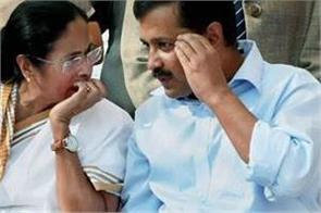 kejriwal mamata will not be able to attend uddhav oath ceremony