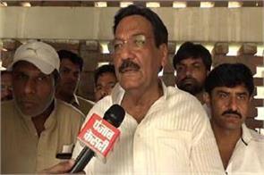 ranjit singh said i am in favor of creating a huge haryana but