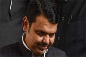 fadnavis starts search for new house will have to vacate cm residence
