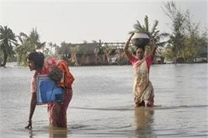 destruction in bangladesh due to cyclone  bulbul