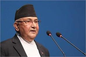 oli to remain prime minister of nepal for a five year term