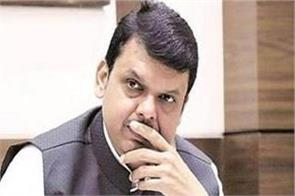 shiv sena ties up with ncp congress to keep bjp out of power fadnavis