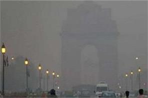 air quality reaches  severe  category in delhi ncr