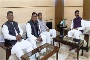 first cabinet announces loan waiver for farmers