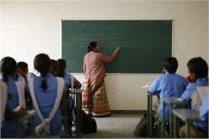 thousands of schools in the country are facing shortage of teachers