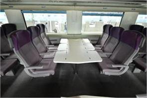 ac chair car emerged as profitable service for railways cag