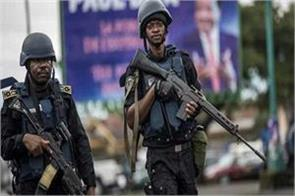 three civilians killed in an army convoy attack in cameroon