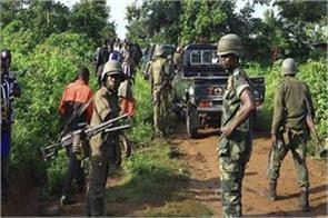 22 killed in terrorist attack in congo