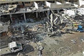 syria 30 killed in air strikes