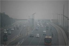 delhi ncr air quality index in severe category