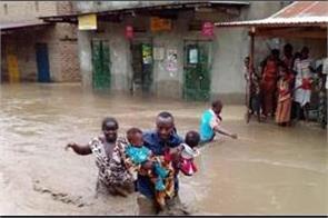 12 killed by flooding in bujumbura s neighborhood