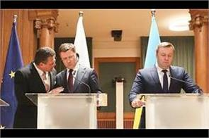 russia ukraine sign gas transit deal