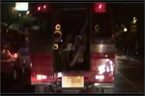 video of intimate couple in tuk tuk goes viral