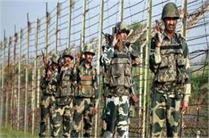 ceasefire breaking pak loc for intruding terrorists ig bsf